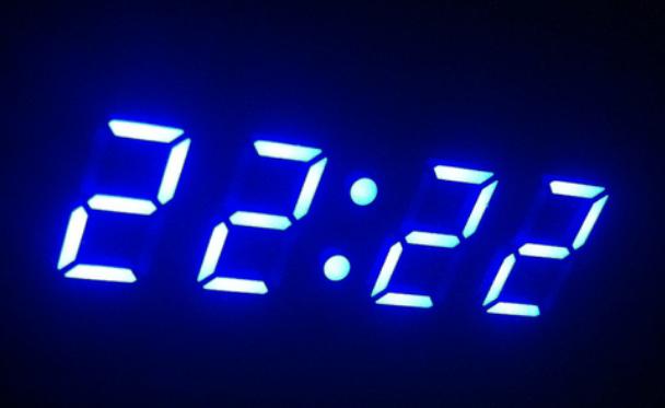 22 22 uur